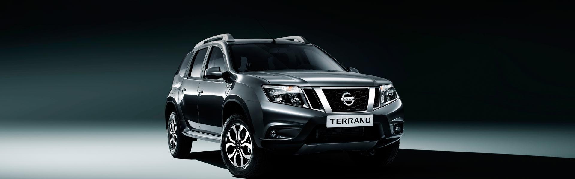 Запчасти на Nissan Terrano